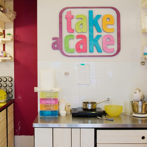 take a cake