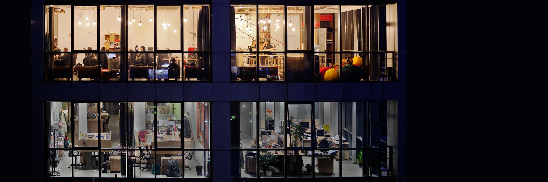 saatch&saatchi, office design, creative atmosphere
